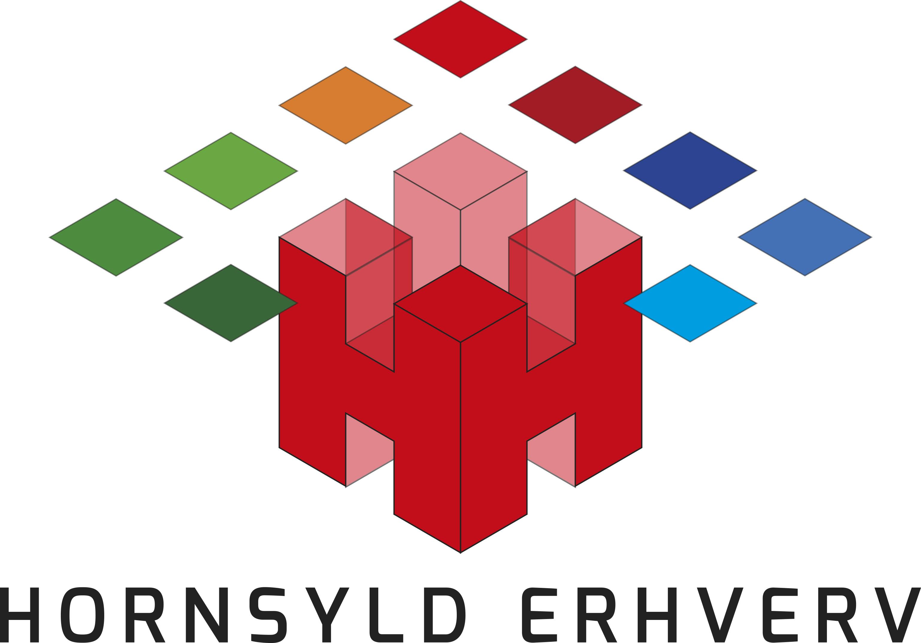 Hornsyld By Logo